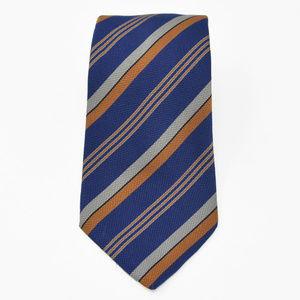 """Burberry London 100% Silk Tie 60"""" Long 3.75"""" Width"""